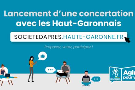 Haute-Garonne Dialogue sur la société d'après