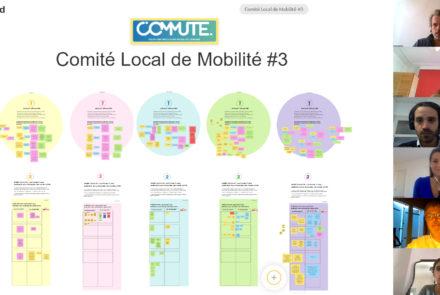 3ème atelier du Comité Local de Mobilité Urbaine de Commute